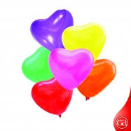 12in Heart Shape Balloon9
