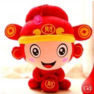 Chinese New Year Soft Toys-001
