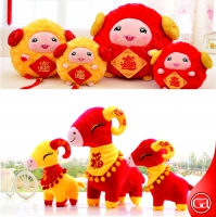 Chinese New Year Soft Toys-002