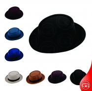 Mens Pie Hat