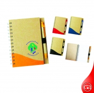 Notebook-009 ECO Notepad