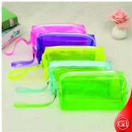 Pencil Case-003 Transparent PVC